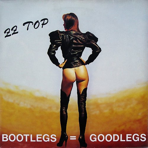 ZZ Top - Bootlegs=Goodlegs (1980)
