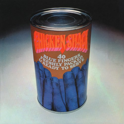 Chicken Shack - 40 Blue Fingers, Freshly Packed And Ready To Serve (1968)