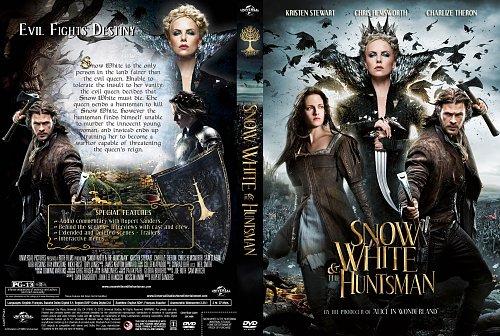 Белоснежка и охотник / Snow White And The Huntsman (2012)