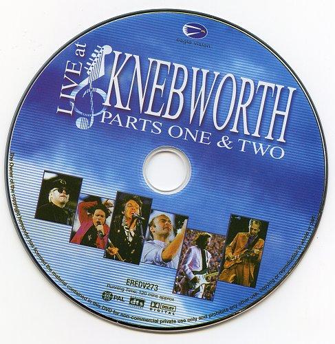 Live At Knebworth dvd 1