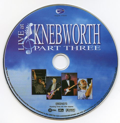 Live At Knebworth dvd 2