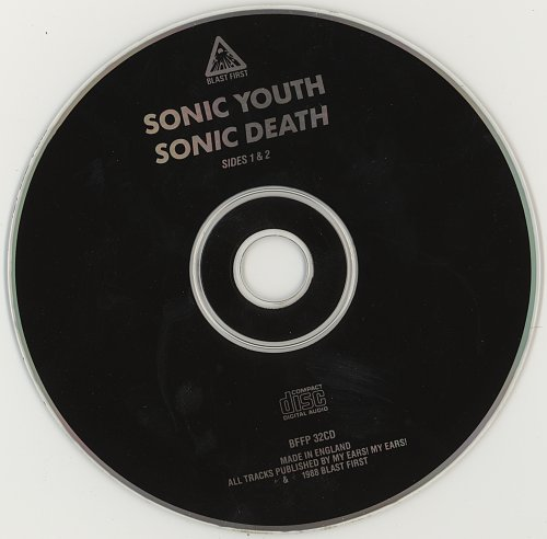 Sonic Youth - Sonic Death (1988)