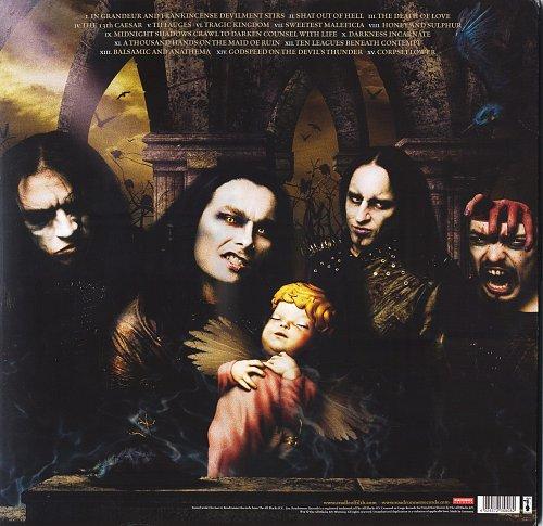 Cradle Of Filth - Godspeed on the devils thunder (2008)