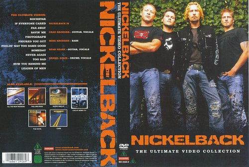 Nickelback- The Ultimate Video Collection