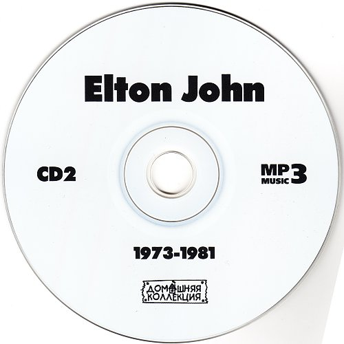 Elton John CD2 (Disc)