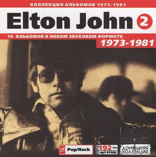 Elton John CD2 (Front)