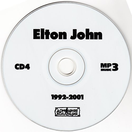 Elton John CD4 (Disc)