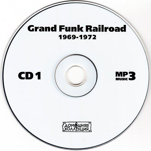 Grand Funk Railroad (Домашняя Коллекция)