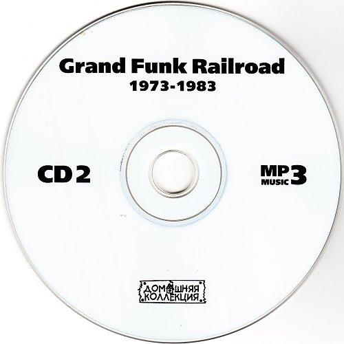 Grand Funk Railroad CD2 (Disc)