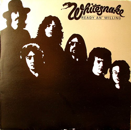 Whitesnake - Ready An' Willing (1980)