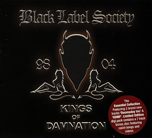 Black Label Society - Kings Of Damnation (Limited Edition 2CD) 2005