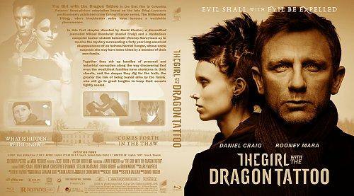 Девушка с татуировкой дракона / The Girl with the Dragon Tattoo (2011)