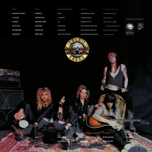 Guns N' Roses - Appetite For Destruction (1987)