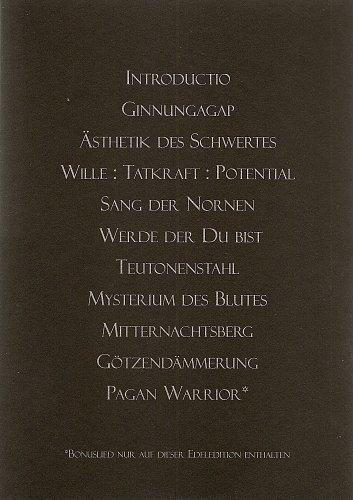 Halgadom - Wille Tatkraft Potential 2009 [Limited Edition 333 copies]