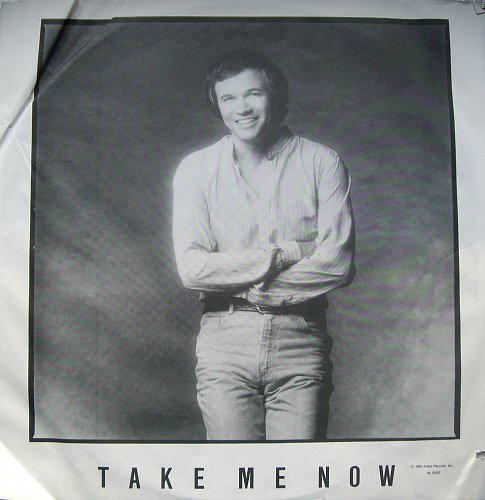 David Gates - Take Me Now (1981)