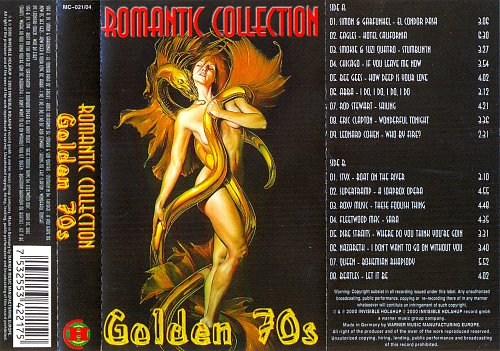 Romantic Collection - Golden 70s (2000)