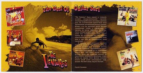 Ventures - The Best Of Guitar Surf (2004)