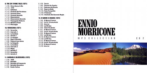 Ennio Morricone - MP3 Collection. CD2 (2004)