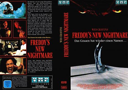 New Nightmare / Кошмар на улице Вязов 7: Новый Кошмар (1994)