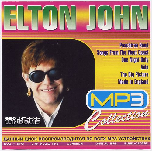 Elton John - MP3 Collection
