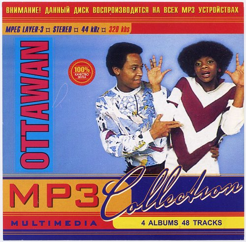 Ottawan - 4 Albums 48 Tracks. MP3 Collection