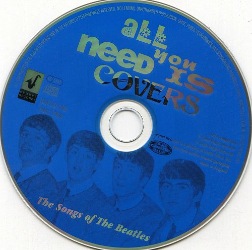 All You Need Is Covers, The Songs of The Beatles (2CD) 1999