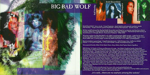 Big Bad Wolf - Big Bad Wolf (1998)