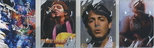 Paul McCartney - The Years (3DVD booklet)