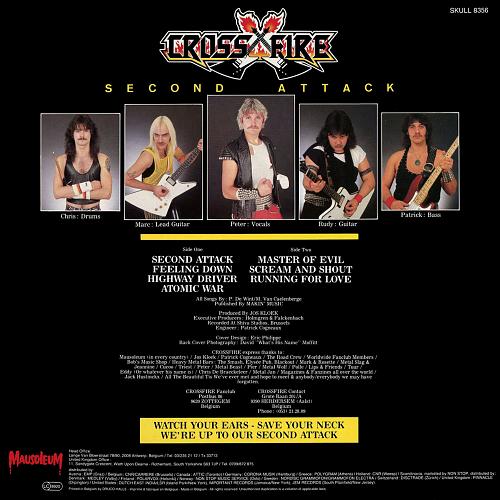 Crossfire - Second Attack (1985)
