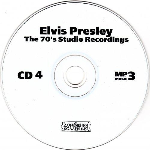 Elvis Presley CD4