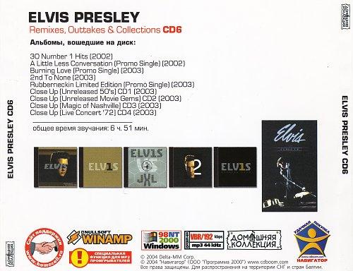 Elvis Presley CD6