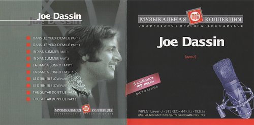 Joe Dassin CD2