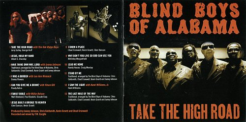 Blind Boys Of Alabama - Take The High Road (2011)