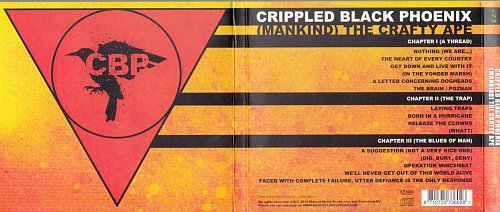 Crippled Black Phoenix - (Mankind) The Crafty Ape (Limited Edition 2CD) 2012