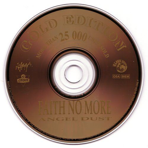 Faith No More - Angel Dust (1992)