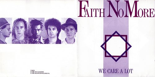 Faith No More - We Care A Lot (1985)