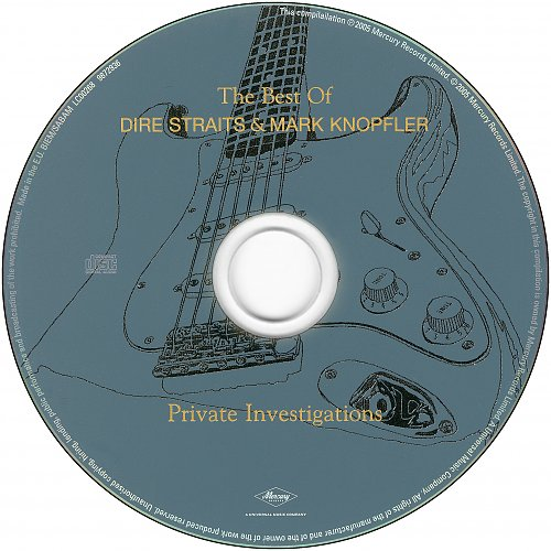 Dire Straits & Mark Knopfler - The Best Of, Private Investigations (2005)