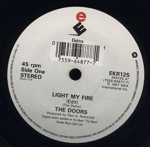The Doors - Light My Fire (1991) EP