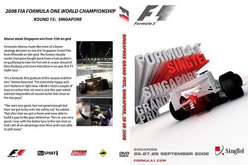 Формула-1 сезон 2008
