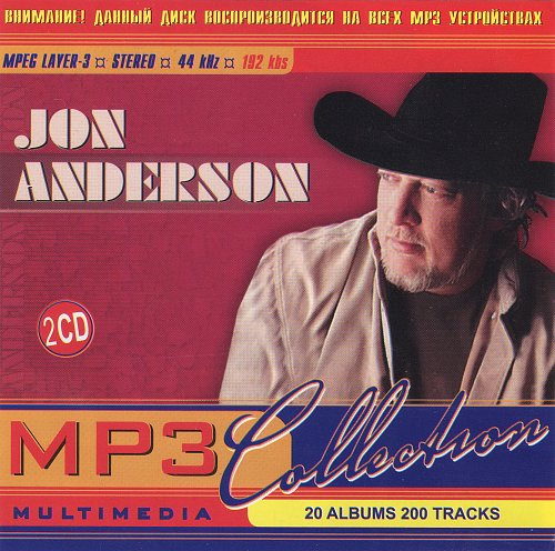 Jon Anderson (MP3 Collection)