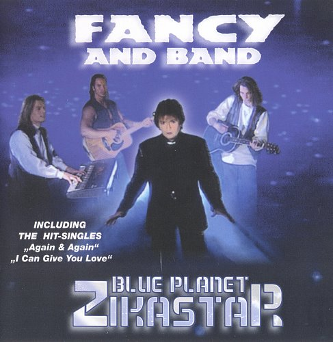 Fancy And Band - Blue Planet Zikastar (1995)