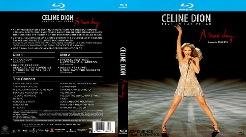 Celine Dion - A New Day Live in Las Vegas (2007)