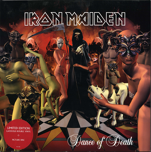 Iron Maiden - Dance Of Death [2003]