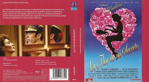 Цветок моей тайны / La flor de mi secreto (1995)