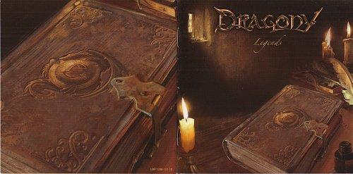 Dragony - Legends (2012)