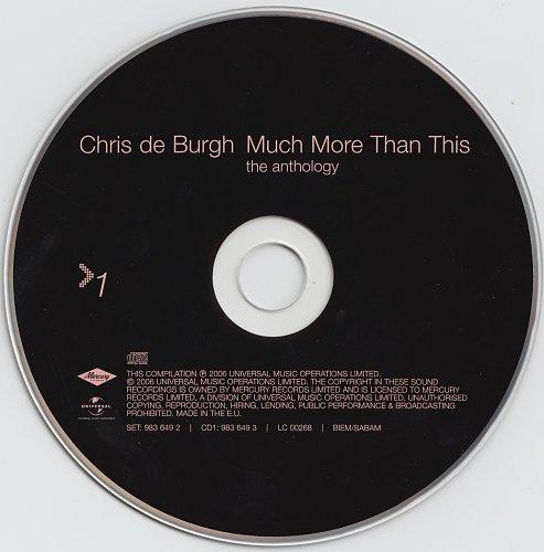 Chris de Burgh - Much More Than This (2006)