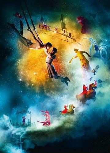 Сказочный мир в 3D / Cirque du Soleil: Worlds Away, 2012г