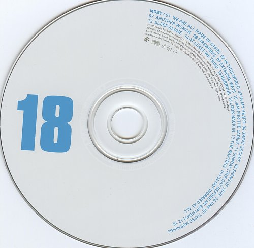 Moby - 18 2002