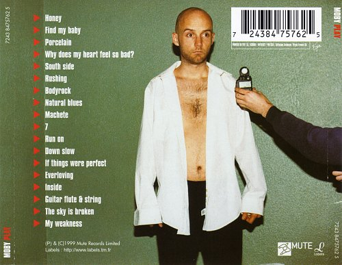 Moby - Play 1999
