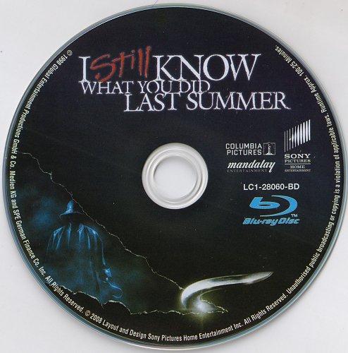 Я всё ещё знаю, что вы сделали прошлым летом / I Still Know What You Did Last Summer (1998)